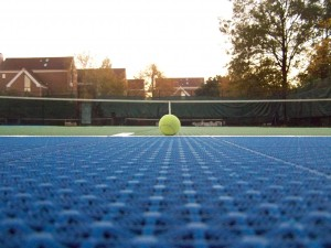 Tennis court construction and resurfacing for How much does it cost to build a sport court