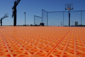 Basketball Court Surface